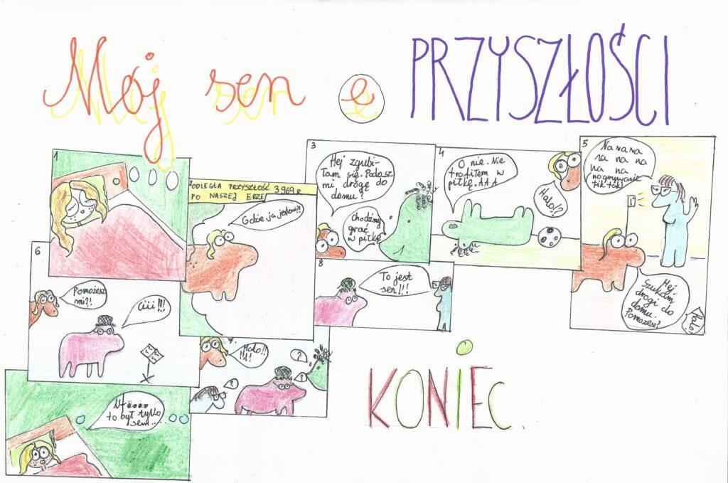 Oliwia Adaszyńska_11 lat