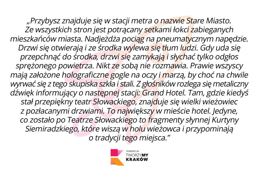 Michał Harpula_10 lat