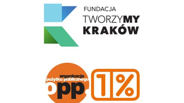 Przekaż 1% podatku na rzecz Fundacji TworzyMY Kraków